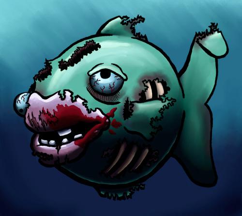 Dopey Zombie Fish